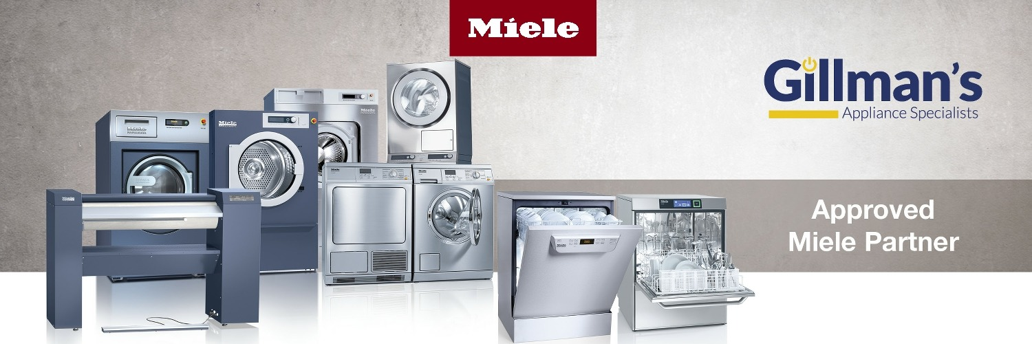 Gillmans Commercial Appliance Specialist with over 50 years experience