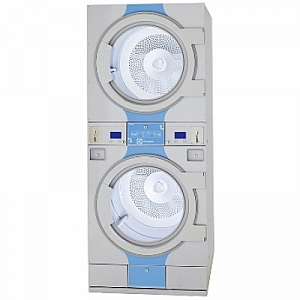 Electrolux T5300S Twin Stacked Commercial Tumble Dryer