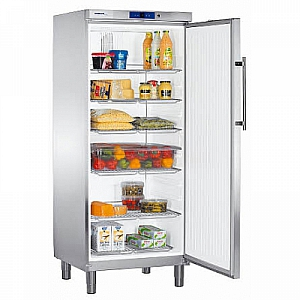 LIEBHERR GKv5790 Forced Air 750mm Wide Refrigerator GN2/1