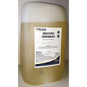 Dishwasher Liquid 10L Commercial 314