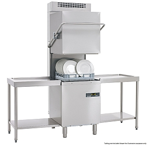 Maidaid C1035 WS HR Commercial Dishwasher
