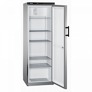 Liebherr GKVesf4145 1800mm tall commercial fridge SS door