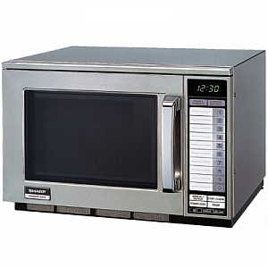 Sharp R22AT 1500W Commercial Microwave