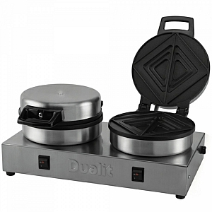 Dualit Contact Heavy Duty Toasted Sandwich Maker